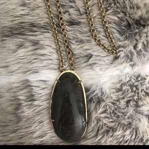 Stella & Dot big stone necklace